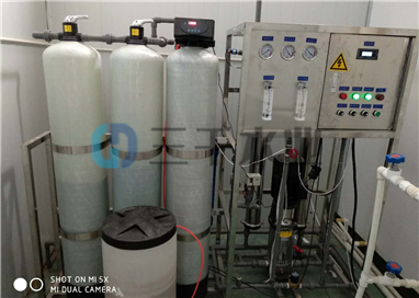 工業純水設備