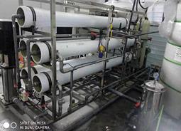 净水反渗透设备中反渗透膜污染的原因