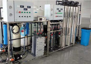 0.5吨超纯水处理设备
