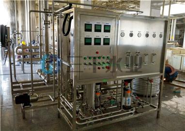 食品級純水反滲透設備