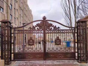 歐式鐵藝大門