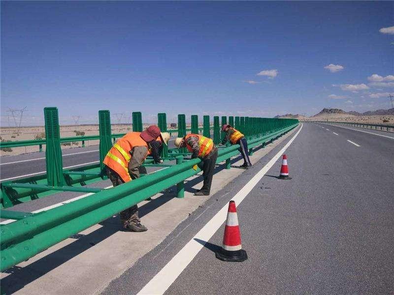 高速公路護欄