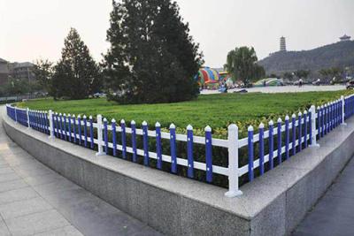 水城草坪護欄