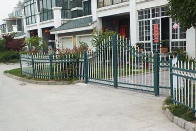 水城綠化鋅鋼護欄
