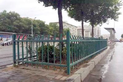 水城市政隔離護欄