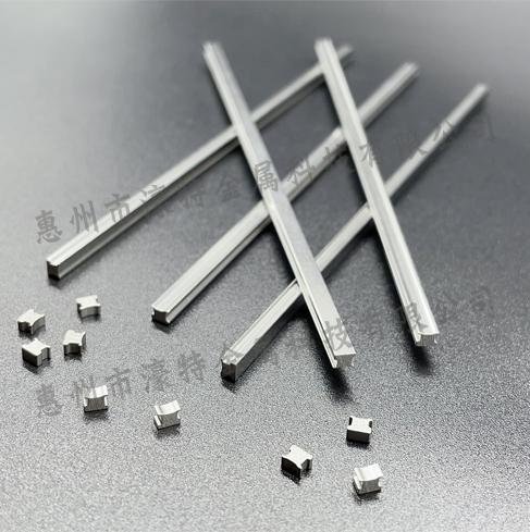 鈦合金異型材用于電子配件