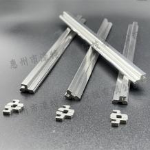 惠州特殊定制不銹鋼型材用于針織機械
