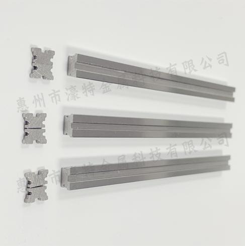 不銹鋼異型材用于通訊零部件