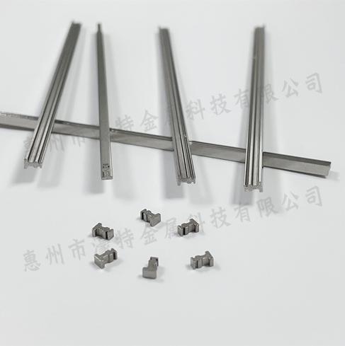 鈦合金異型材用于交通器材零件
