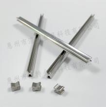 不銹鋼異型材3號工碼用于拉鏈配件