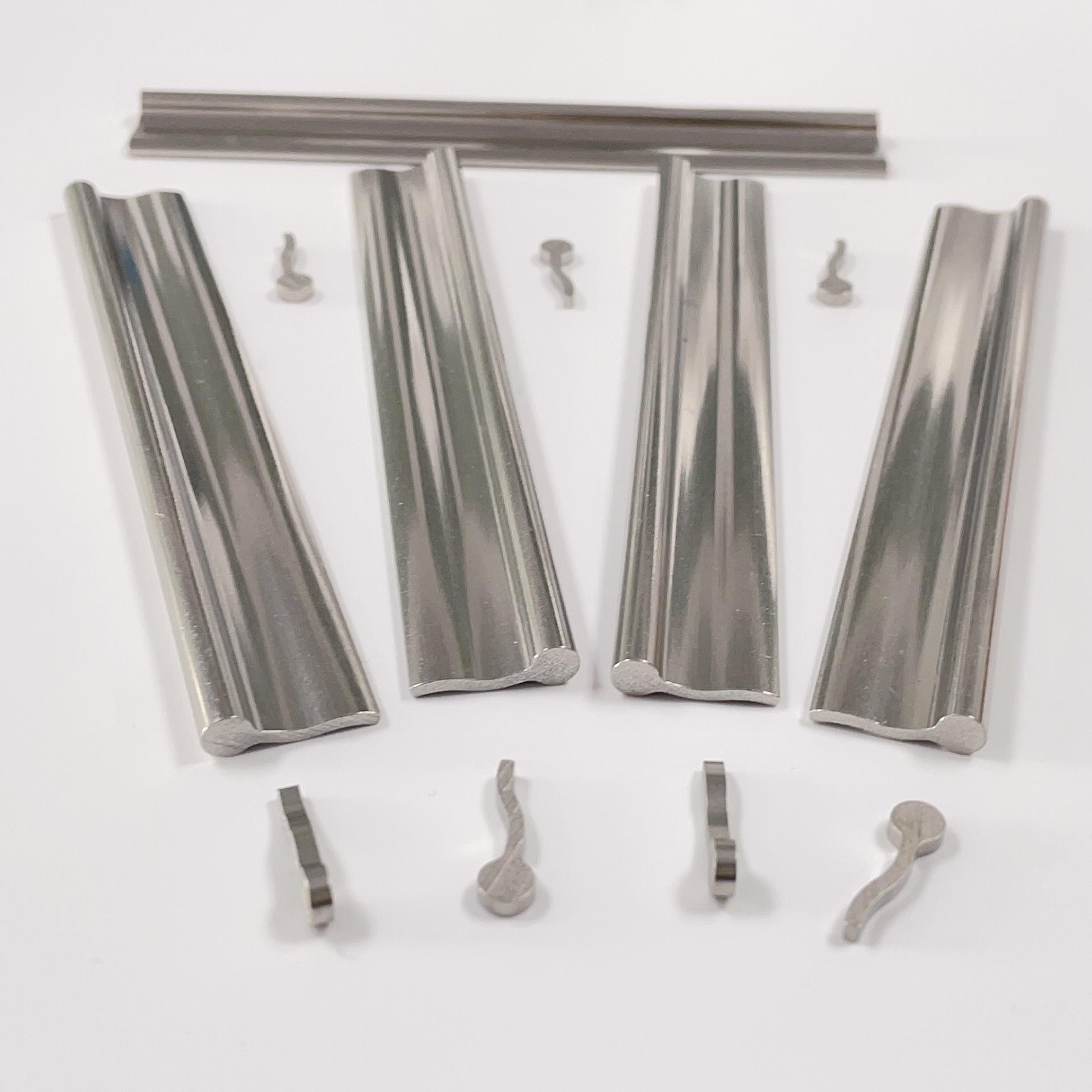 惠州不銹鋼異型材批發-惠州濠特異-高精密異型材加工型材現貨