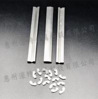 不銹鋼異型材拉直料用于手表表扣