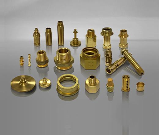 铜件接头系列