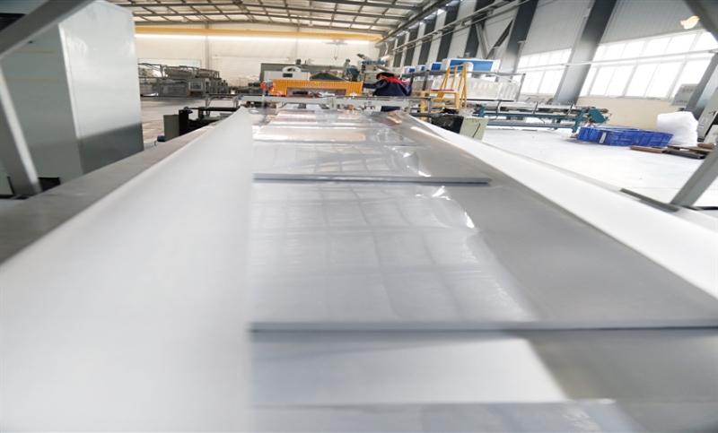 真空絕熱板制造設備