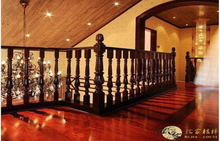 上海實木樓梯