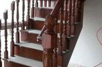 常熟旋轉樓梯安裝過程