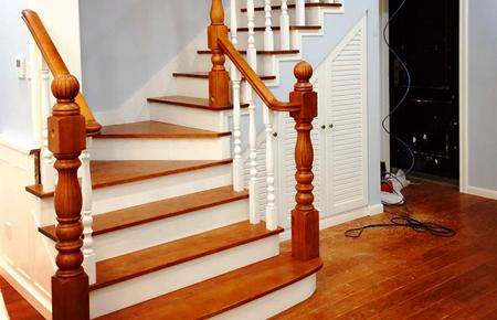 實木樓梯行業成本上的壓力越來越大