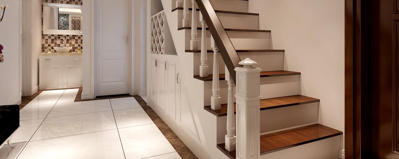 上海木樓梯