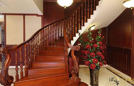 儒家樓梯簡單為大家介紹一下室內樓梯裝修常識
