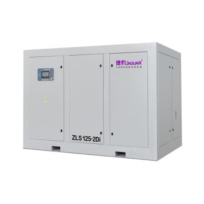 永磁變頻低壓大排量空壓機