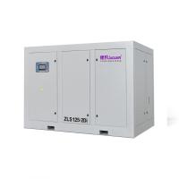 永磁變頻二級低壓螺桿空壓機