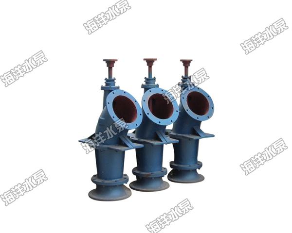 立式軸流泵的安裝