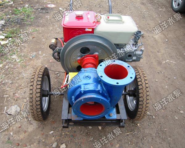 浙江混流泵(柴油機直聯)