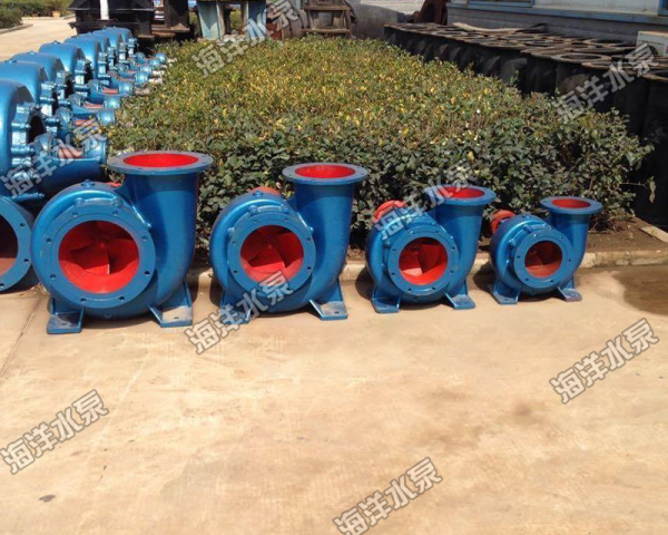 浙江混流泵樣品