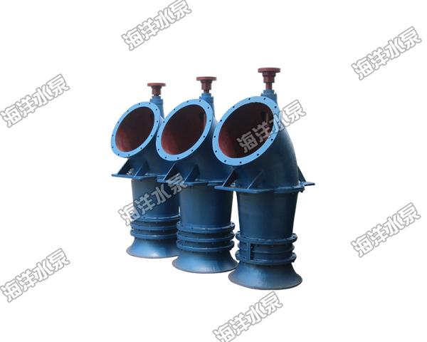 立式軸流泵參數