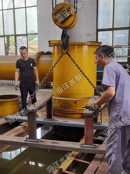 軸流泵搭建