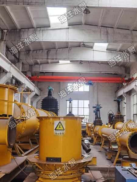 軸流泵倉庫