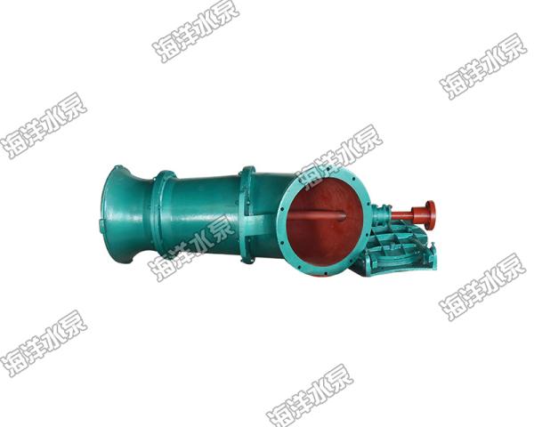 立式軸流泵安裝方案