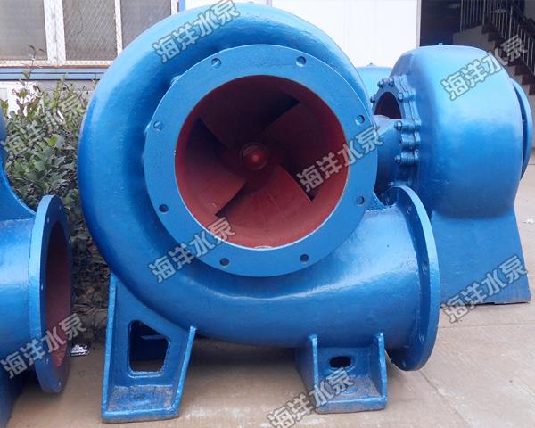 浙江臥式混流泵型號