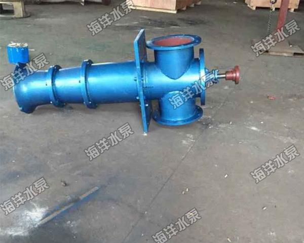 浙江雙出水軸流泵
