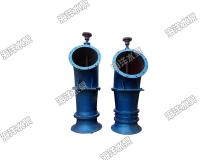 立式軸流泵安裝