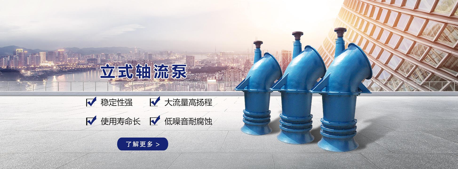 立式軸流泵