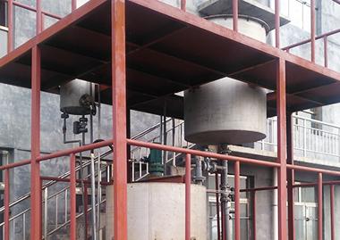 乙炔设备次氯酸钠与碱自动配制系统