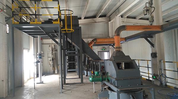 乙炔生产装置