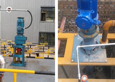 乙炔自动化特殊气体发生设备渣池设计