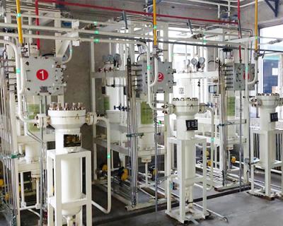 乙炔干燥设备系统