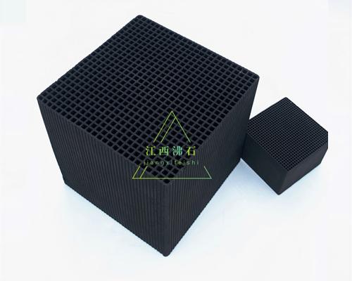 蜂窩活性炭批發100100100(1.5mm孔徑)