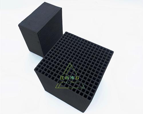 蜂窩活性炭廠家100100100(5mm孔徑)