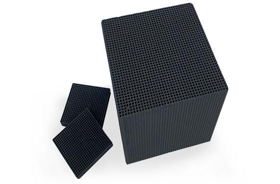空氣凈化蜂窩活性炭如何使用