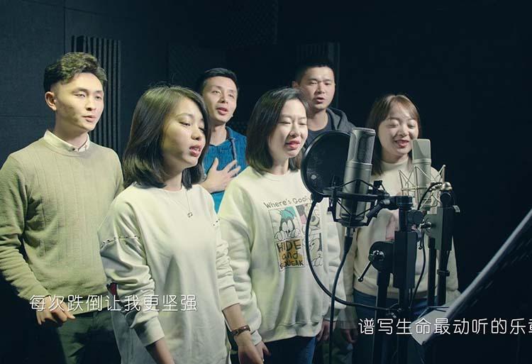 影视广告-《融创重庆地产-音乐MV》