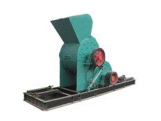 雙級粉碎機的技術規格和工作原理