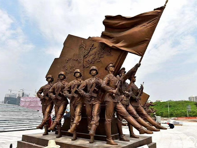 鑄銅雕塑造型