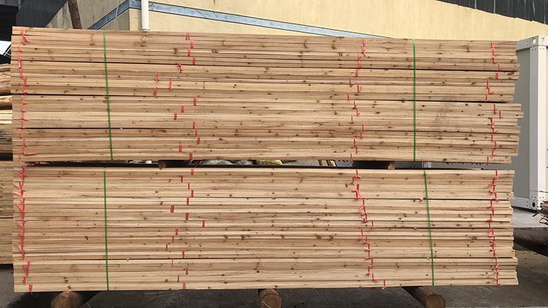 杉木方料特點