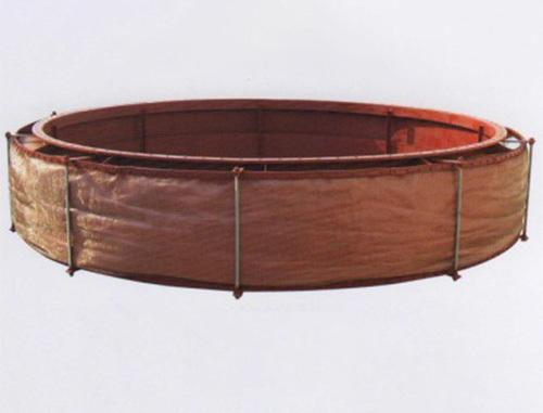 圓型織物補償器