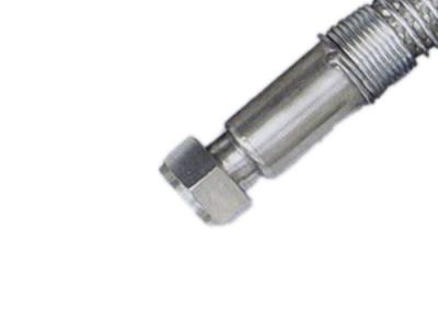 焊接活接頭+抗震環