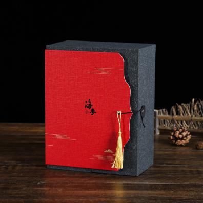 廈門海參禮盒包裝